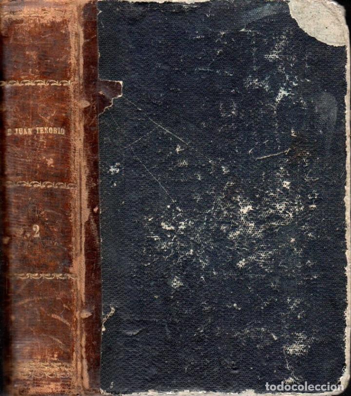 Libros antiguos: MANUEL FERNÁNDEZ Y CONZÁLEZ . DON JUAN TENORIO TOMO II (MANINI, 1963) - Foto 2 - 170207356