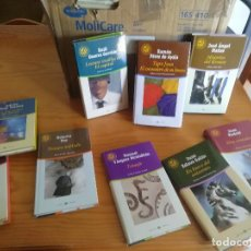 Libros antiguos: COLECCION NOVELA HISTORICA CASTELLANA SIGLO XIX - 130 LIBROS NUMERADOS- EL MUNDO. Lote 171312830