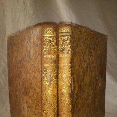 Libros antiguos: LOS SECRETOS DEL PROTESTANTISMO - AÑO 1858 - D.J.H.DEL MAS - BELLOS GRABADOS.. Lote 171579825