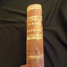 Libros antiguos: AÑO 1866.LA FORTUNA DEL PRÓSPERO.UNA ESTOCADA AL DIABLO ( 2 TOMOS).UN INVIERNO EN NORUEGA (2 TOMOS). Lote 172812840