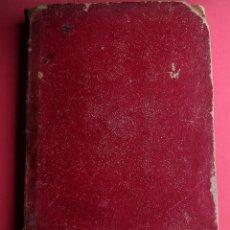 Libros antiguos: EL ADALID ALMOGAVAR. ARAGONESES Y CATALANES EN ORIENTE. JOAQUÍN GUICHOT. BARCELONA, MADRID, 1864.. Lote 174404088