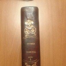 Libros antiguos: GUZMÁN EL BUENO. RAMÓN ORTEGA FRÍAS. NOVELA DE 1859. Lote 176826630