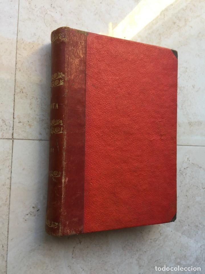 Libros antiguos: 1861 - FERNÁN CABALLERO - LA GAVIOTA. 2 TOMOS EN UN VOLUMEN - - Foto 4 - 177306237