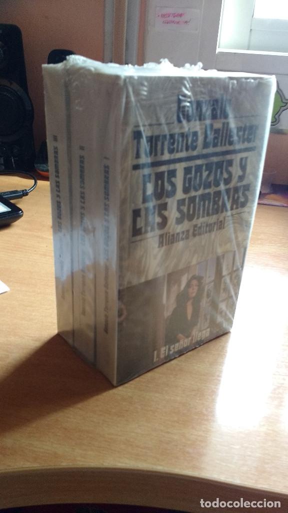 TRILOGÍA LOS GOZOS Y LAS SOMBRAS (Libros antiguos (hasta 1936), raros y curiosos - Literatura - Narrativa - Novela Histórica)