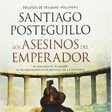 Libros antiguos: LOS ASESINOS DEL EMPERADOR. Lote 177584183