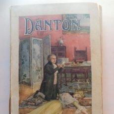 Livres anciens: DANTON NUÑEZ DE PRADO RAMON SOPENA EDITORES 128 PAGINAS. Lote 178102592