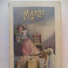 Livres anciens: MARAT NUÑEZ DEPRADO RAMON SOPENA EDITORES 144 PAGINAS. Lote 178106917
