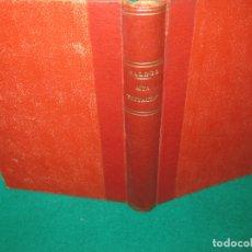 Libros antiguos: B. PEREZ GALDOS. AITA TETTAUEN. EPISODIOS NACIONALES 4ª SERIE. VIUDA E HIJOS DE TELLO 1905.. Lote 178265515
