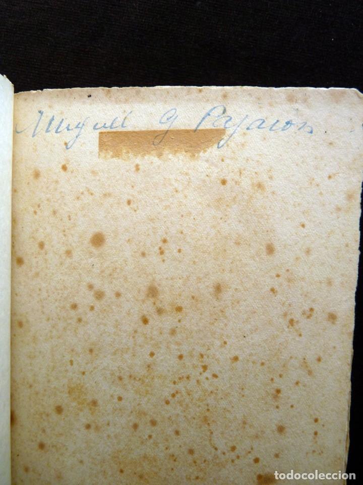 Libros antiguos: EUROPA TRÁGICA, TOMO II. COLECCIÓN OBRAS COMPLETAS X. RICARDO LEÓN. SUCESORES DE HERNANDO, 1919 - Foto 5 - 178794572