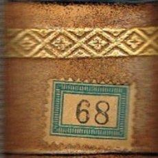 Libros antiguos: BENITO PEREZ GALDOS, EPISODIOS NACIONALES: VERGARA Y MONTES DE OCA (1929). Lote 179019358