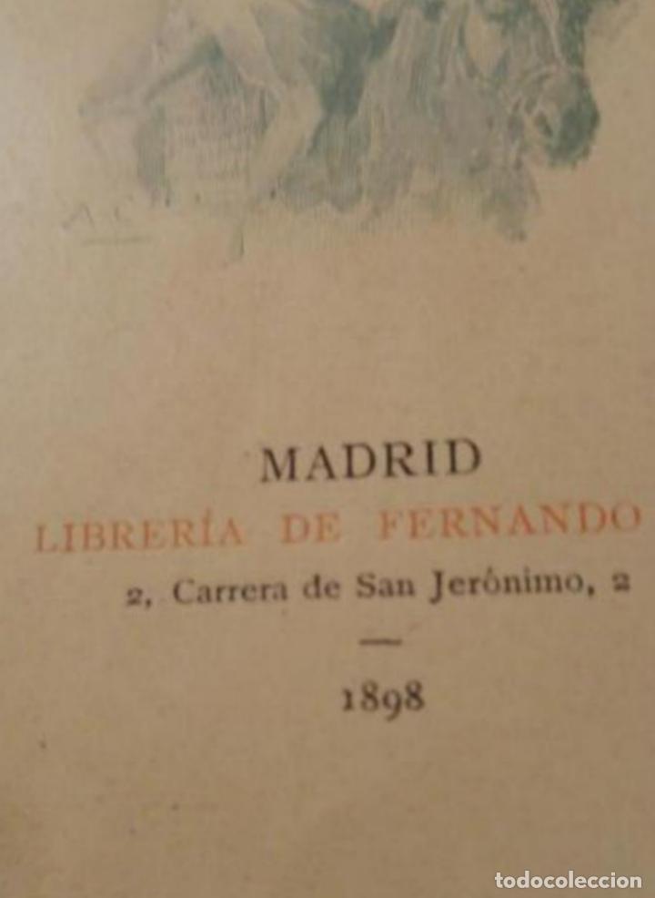 Libros antiguos: (1898) Afrodita- Pierre Louys Costumbres antiguas. Ilustraciones A- Calbet - Foto 3 - 181415015