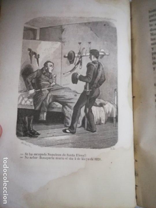 Libros antiguos: EL MILANO DE LOS MARES. ALEJANDRO BENISIA. 4 TOMOS EN 2 VOLUMENES. 1855. SEVILLA. VER GRABADOS. LEER - Foto 4 - 181863553