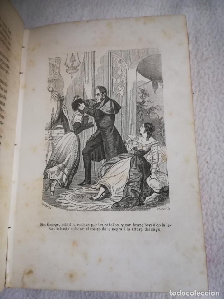 Libros antiguos: EL MILANO DE LOS MARES. ALEJANDRO BENISIA. 4 TOMOS EN 2 VOLUMENES. 1855. SEVILLA. VER GRABADOS. LEER - Foto 18 - 181863553