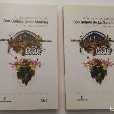 Libros antiguos: DON QUIJOTE DE LA MANCHA. Lote 182871146