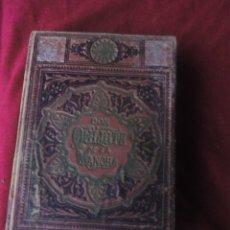 Libros antiguos: LIBRO DON QUIJOTE DE LA MANCHA 1895 TOMO II. Lote 182875810