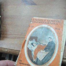 Libros antiguos: LAS LÁGRIMAS DE NINÍ, SANDRA MILOWANOFF, ANDRÉE ROLANE. N.1111-679. Lote 184522540