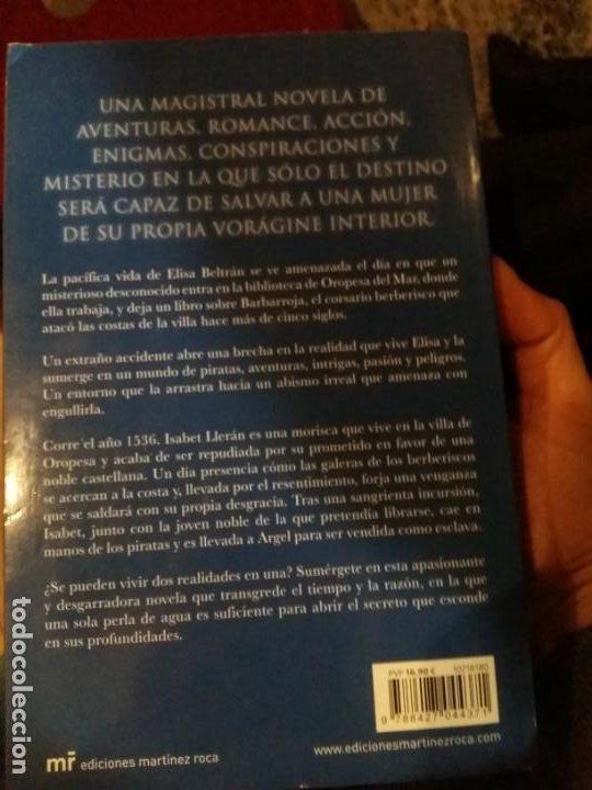 Libros antiguos: La perla de agua. Lola P. Nieva. - Foto 2 - 186138442
