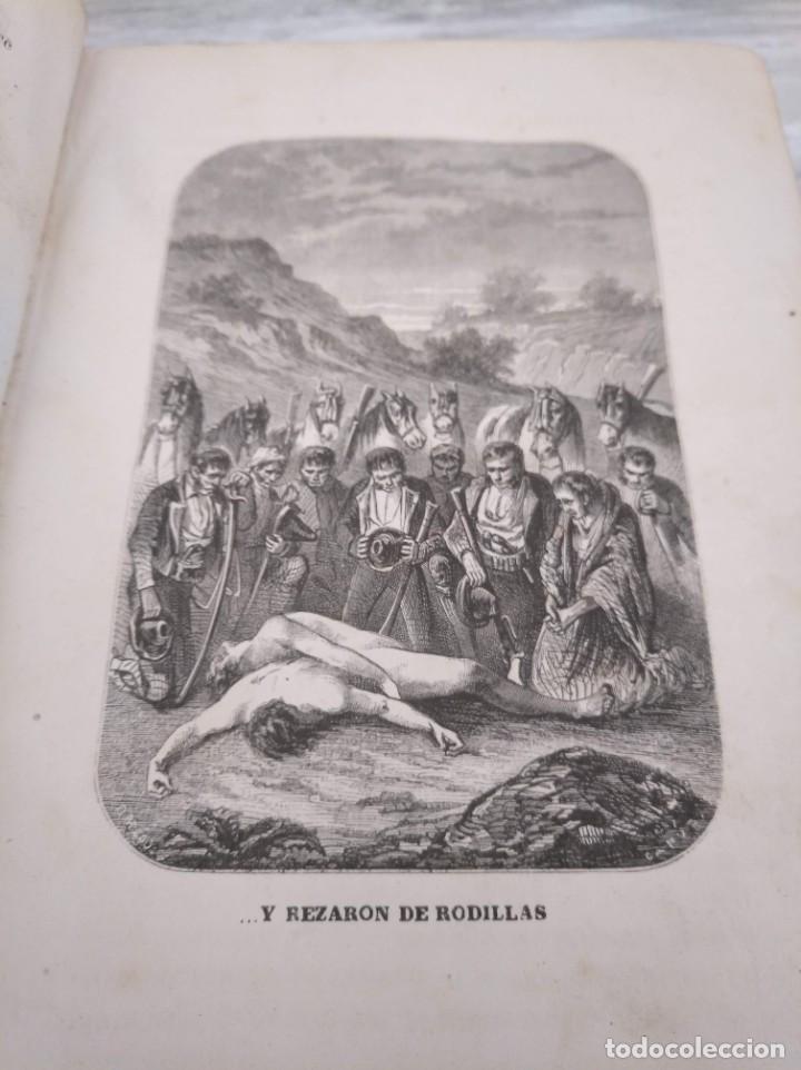 Libros antiguos: LOS SIETE NIÑOS DE ÉCIJA (1863) - ILUSTRADO CON 17 LÁMINAS - Foto 5 - 186153163