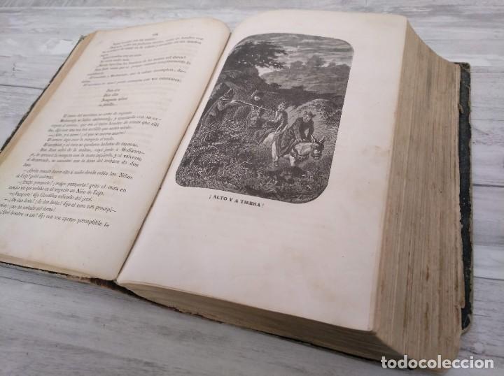 Libros antiguos: LOS SIETE NIÑOS DE ÉCIJA (1863) - ILUSTRADO CON 17 LÁMINAS - Foto 6 - 186153163