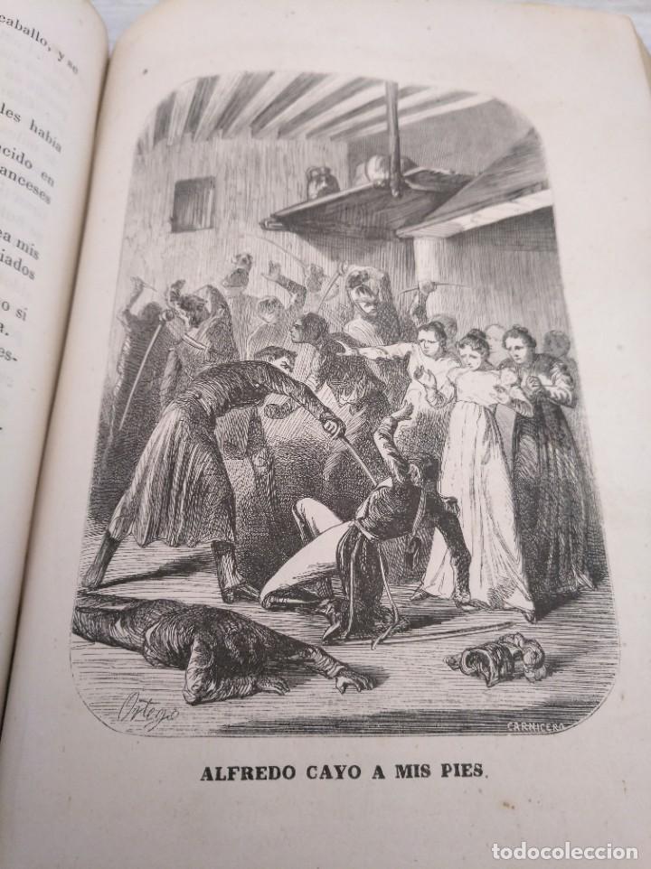 Libros antiguos: LOS SIETE NIÑOS DE ÉCIJA (1863) - ILUSTRADO CON 17 LÁMINAS - Foto 7 - 186153163
