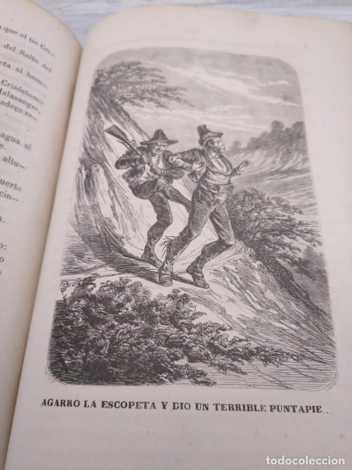 Libros antiguos: LOS SIETE NIÑOS DE ÉCIJA (1863) - ILUSTRADO CON 17 LÁMINAS - Foto 9 - 186153163