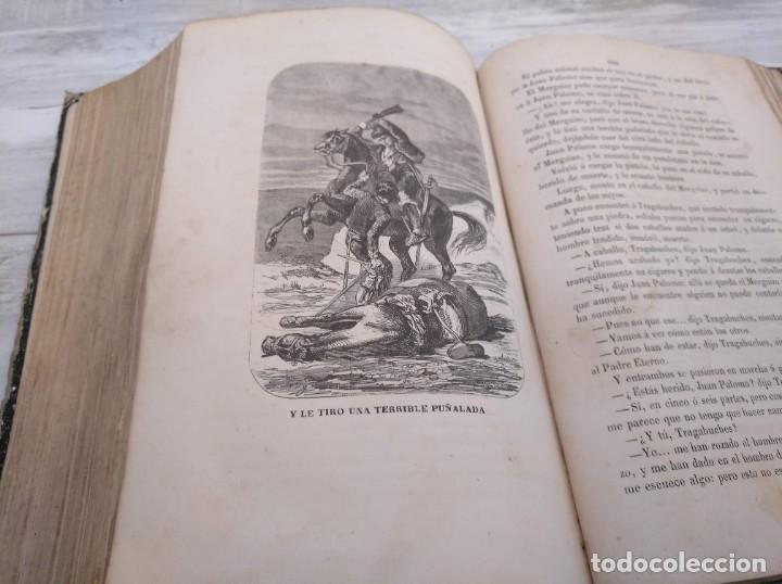 Libros antiguos: LOS SIETE NIÑOS DE ÉCIJA (1863) - ILUSTRADO CON 17 LÁMINAS - Foto 10 - 186153163
