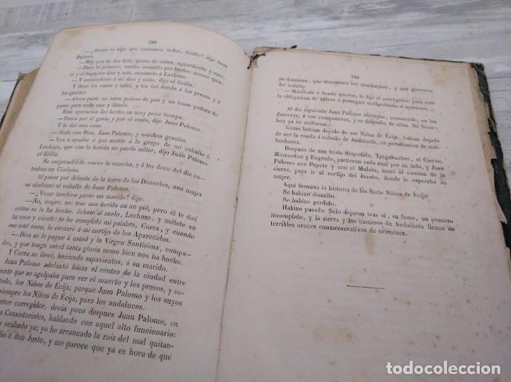 Libros antiguos: LOS SIETE NIÑOS DE ÉCIJA (1863) - ILUSTRADO CON 17 LÁMINAS - Foto 12 - 186153163