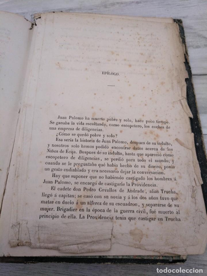Libros antiguos: LOS SIETE NIÑOS DE ÉCIJA (1863) - ILUSTRADO CON 17 LÁMINAS - Foto 14 - 186153163