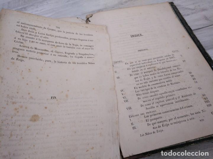 Libros antiguos: LOS SIETE NIÑOS DE ÉCIJA (1863) - ILUSTRADO CON 17 LÁMINAS - Foto 15 - 186153163