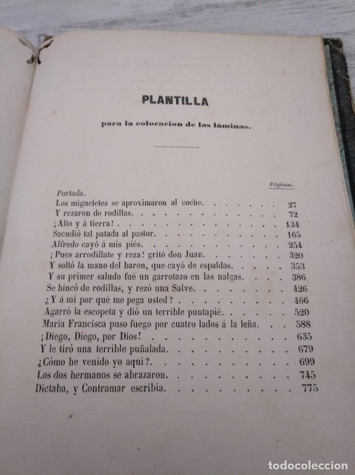Libros antiguos: LOS SIETE NIÑOS DE ÉCIJA (1863) - ILUSTRADO CON 17 LÁMINAS - Foto 16 - 186153163