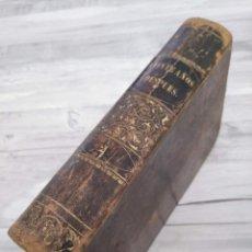 Libros antiguos: VEINTE AÑOS DESPUÉS, CONTINUACIÓN DE LOS TRES MOSQUETEROS (1849) - ALEJANDRO DUMAS - TOMO II. Lote 186153907