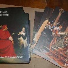 Libros antiguos: TRILOGÍA LA FARSA DEL PODER. FRANCISCO FERNÁNDEZ PARDO. Lote 186438586