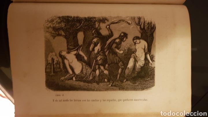 Libros antiguos: LAS HIJAS DEL CID. ANTONIO DE TRUEBA. MADRID 1859. NOVELA SIGLO XIX. - Foto 7 - 187465446