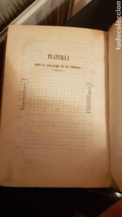 Libros antiguos: LAS HIJAS DEL CID. ANTONIO DE TRUEBA. MADRID 1859. NOVELA SIGLO XIX. - Foto 8 - 187465446
