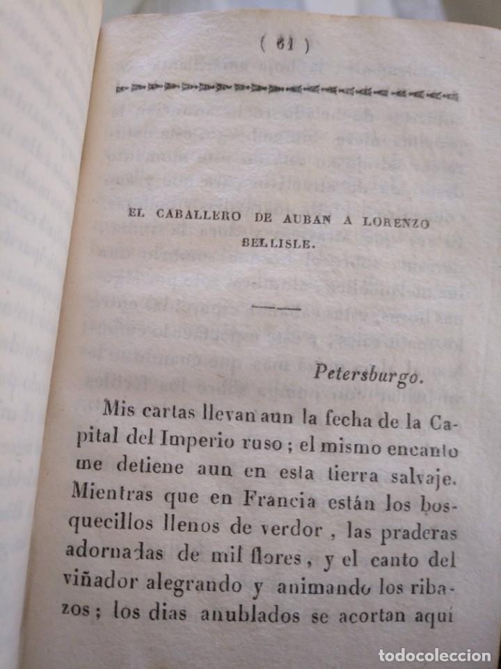 Libros antiguos: LA PRINCESA DE WOLFENBUTTEL (1833) - NOVELA HISTÓRICA EN 2 TOMOS - Foto 8 - 190027816