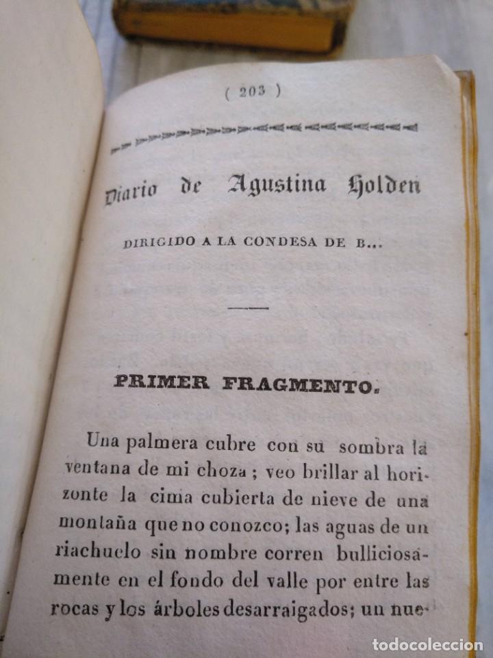 Libros antiguos: LA PRINCESA DE WOLFENBUTTEL (1833) - NOVELA HISTÓRICA EN 2 TOMOS - Foto 9 - 190027816