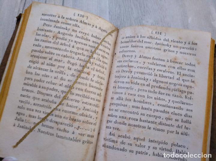 Libros antiguos: LA PRINCESA DE WOLFENBUTTEL (1833) - NOVELA HISTÓRICA EN 2 TOMOS - Foto 12 - 190027816