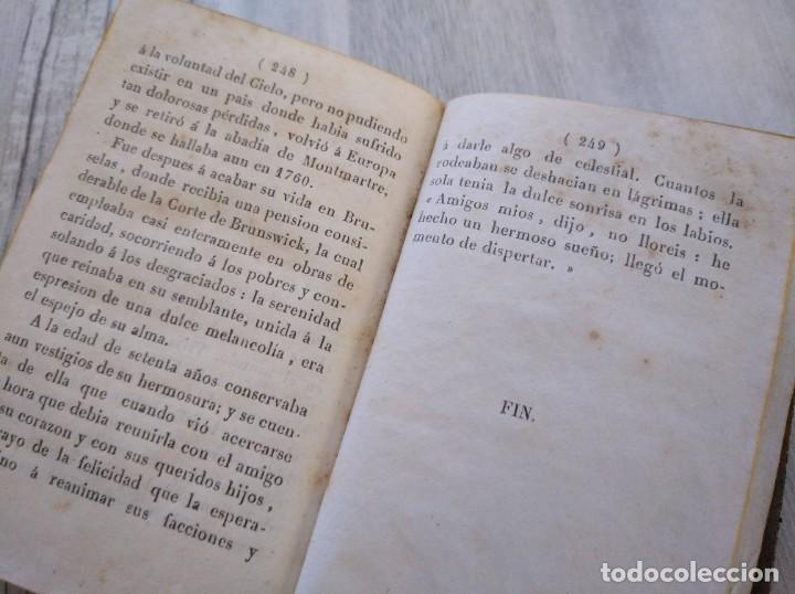 Libros antiguos: LA PRINCESA DE WOLFENBUTTEL (1833) - NOVELA HISTÓRICA EN 2 TOMOS - Foto 15 - 190027816