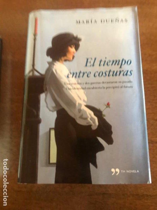EL TIEMPO ENTRE COSTURAS (Libros antiguos (hasta 1936), raros y curiosos - Literatura - Narrativa - Novela Histórica)