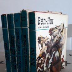 Libros antiguos: LIBROS COLECCIÓN AURIGA SERIE AZUL. Lote 193416846
