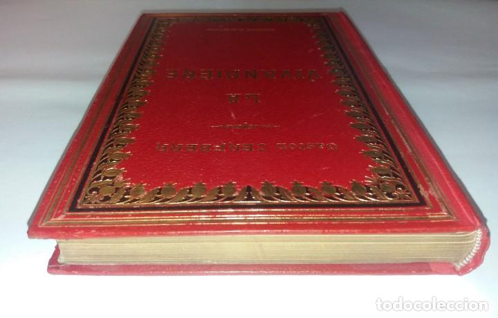 Libros antiguos: BONITO LIBRO 1890 LA VIVANDIERE NOVELA HISTORICA SOBRE NAPOLEON - Foto 4 - 193792067