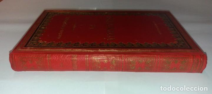 Libros antiguos: BONITO LIBRO 1890 LA VIVANDIERE NOVELA HISTORICA SOBRE NAPOLEON - Foto 5 - 193792067