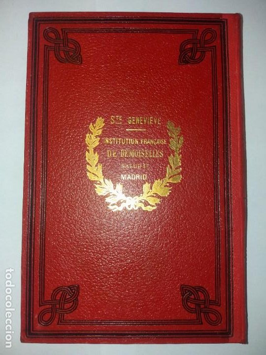 Libros antiguos: BONITO LIBRO 1890 LA VIVANDIERE NOVELA HISTORICA SOBRE NAPOLEON - Foto 6 - 193792067