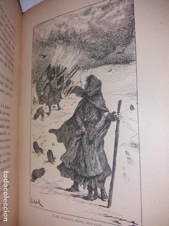 Libros antiguos: BONITO LIBRO 1890 LA VIVANDIERE NOVELA HISTORICA SOBRE NAPOLEON - Foto 13 - 193792067