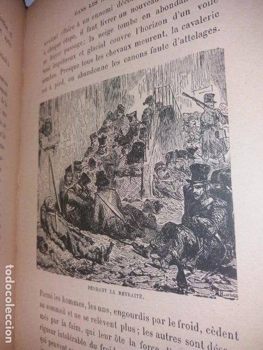 Libros antiguos: BONITO LIBRO 1890 LA VIVANDIERE NOVELA HISTORICA SOBRE NAPOLEON - Foto 14 - 193792067