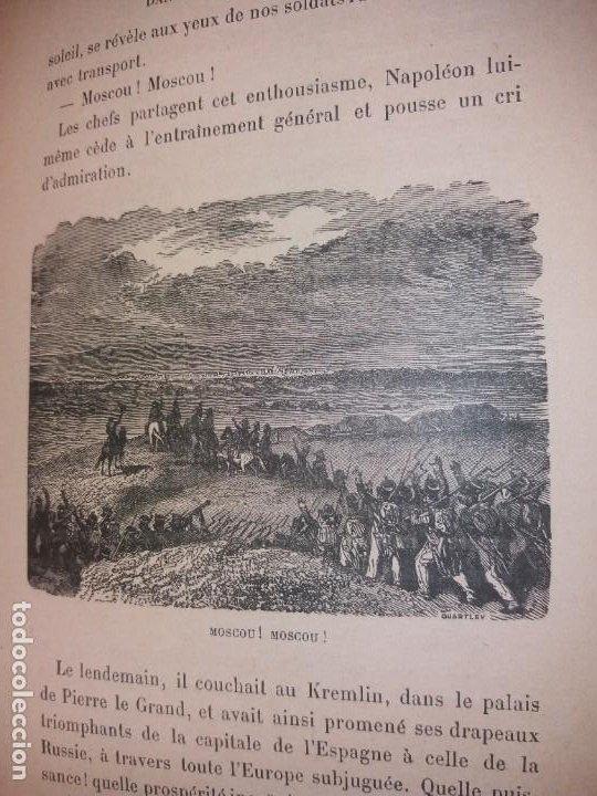 Libros antiguos: BONITO LIBRO 1890 LA VIVANDIERE NOVELA HISTORICA SOBRE NAPOLEON - Foto 15 - 193792067