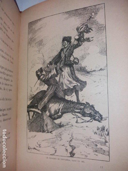 Libros antiguos: BONITO LIBRO 1890 LA VIVANDIERE NOVELA HISTORICA SOBRE NAPOLEON - Foto 16 - 193792067