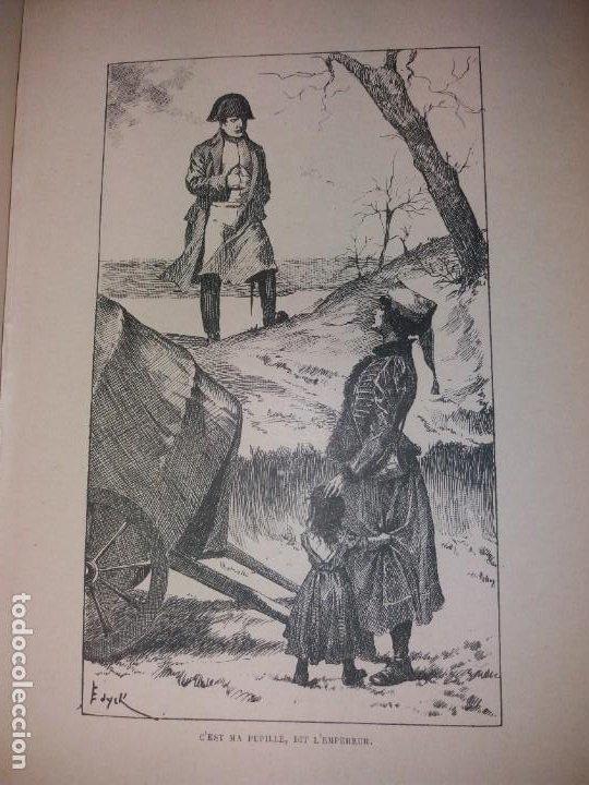 Libros antiguos: BONITO LIBRO 1890 LA VIVANDIERE NOVELA HISTORICA SOBRE NAPOLEON - Foto 21 - 193792067