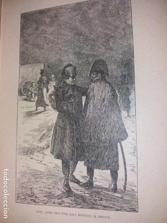 Libros antiguos: BONITO LIBRO 1890 LA VIVANDIERE NOVELA HISTORICA SOBRE NAPOLEON - Foto 25 - 193792067