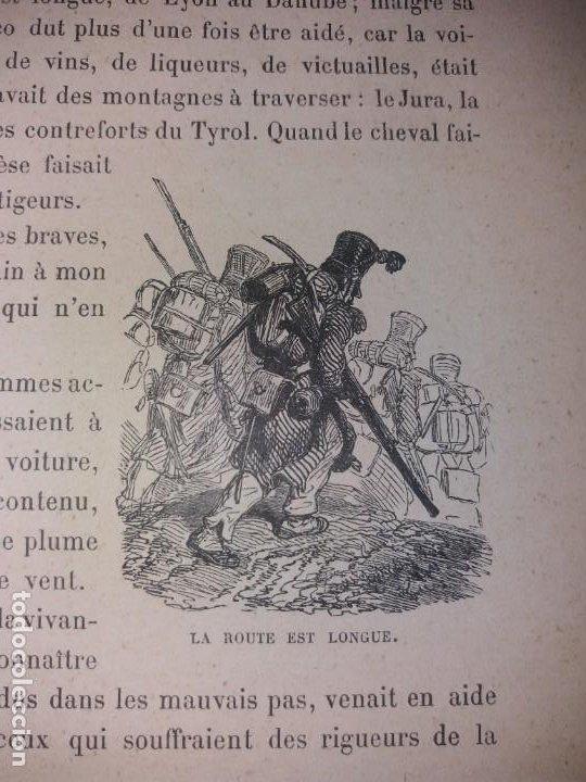 Libros antiguos: BONITO LIBRO 1890 LA VIVANDIERE NOVELA HISTORICA SOBRE NAPOLEON - Foto 26 - 193792067